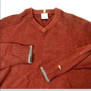 Columbia Rock V Neck Sweater